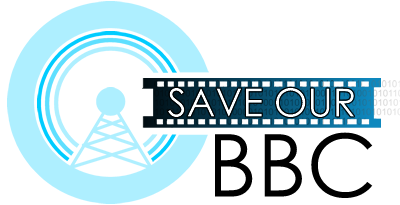 Save Our BBC logo